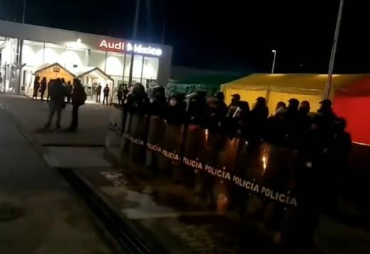 Confirman segundo encuentro entre Audi México y edil de San José Chiapa