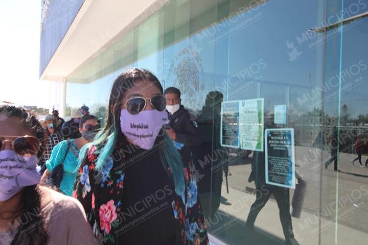 VIDEO Víctima de ataque con ácido reclama justicia en Puebla