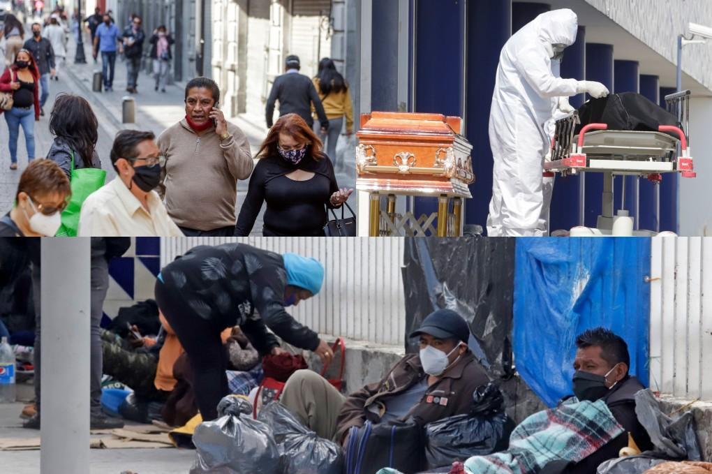 Puebla rompe récords de Covid: hubo 6 mil 500 contagios en dos semanas