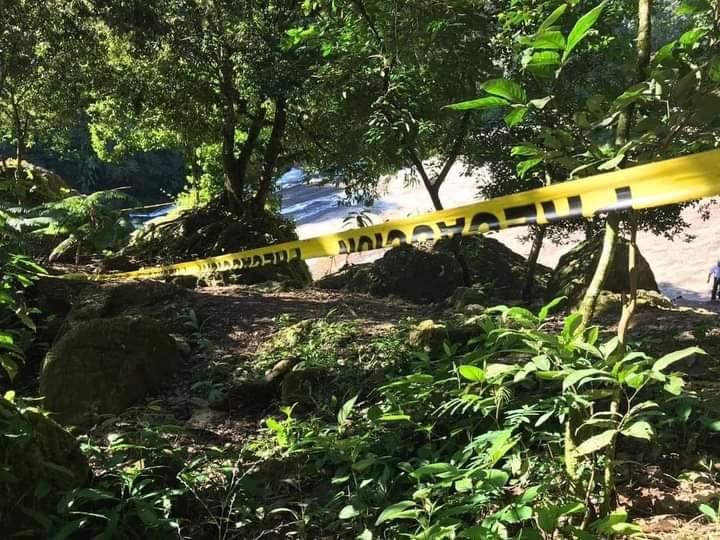 Hombre visita Las Hamacas en Cuetzalan y muere ahogado