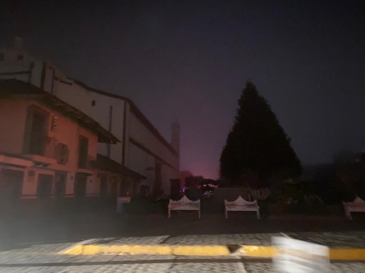 Advierte CENACE más apagones para este martes en Puebla