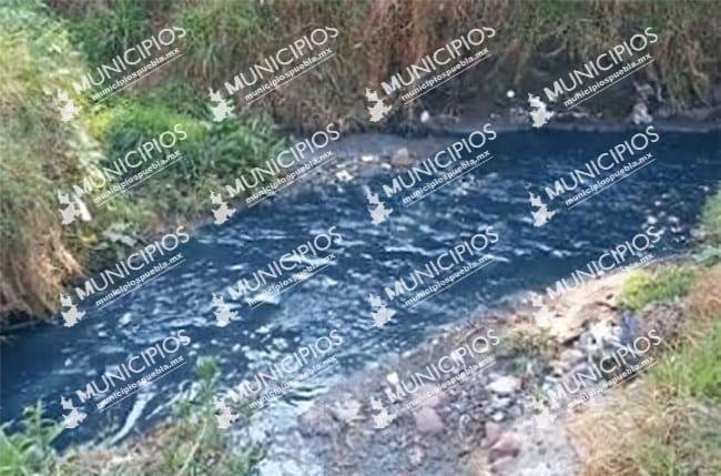 Edil del Verde buscan apoyo para regular descargas que contaminan ríos