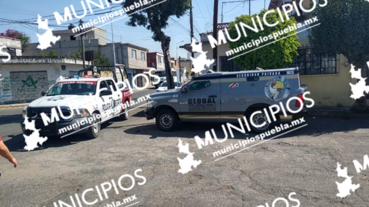Asaltan camión de valores y se roban 6 mdp en Puebla