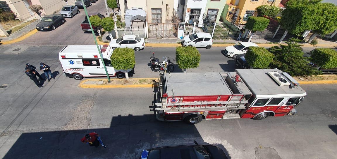 Hombre enfermo de Covid intenta suicidarse en San Andrés Cholula