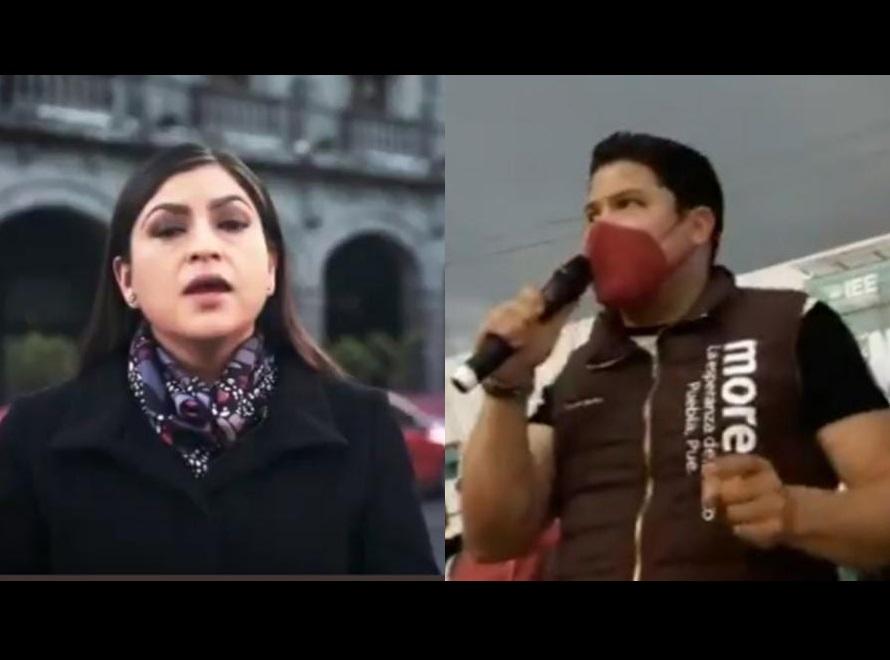Con registro en línea, esquiva Claudia Rivera protesta de Biestro en el IEE