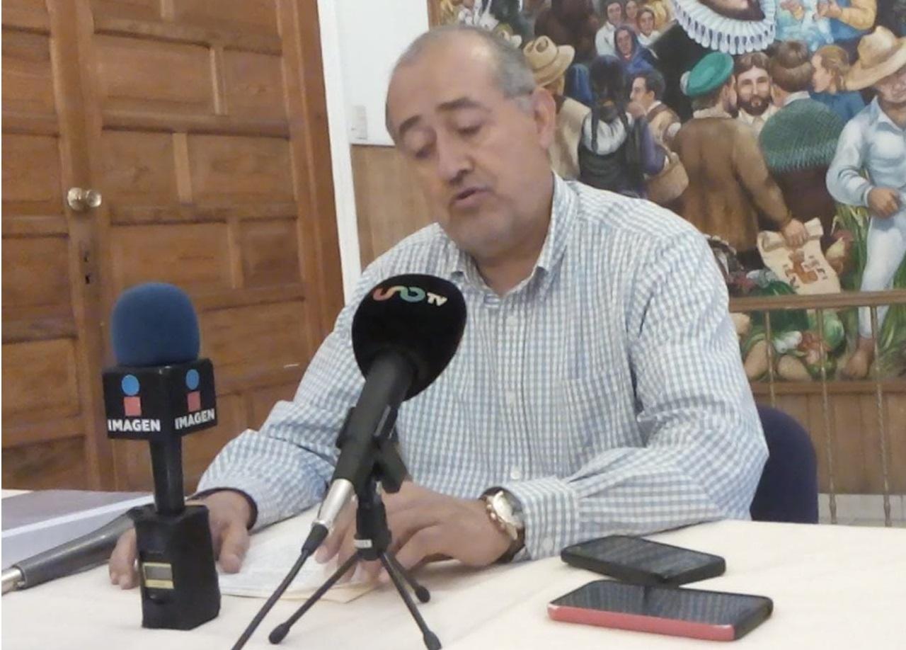 Se ampara ex edil de Texmelucan Rafael Núñez para evitar detención