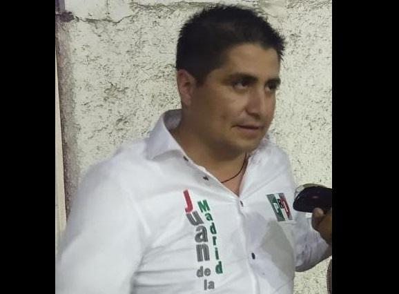 Rechaza candidato del PRI alianza propuesta por PRD en Huauchinango