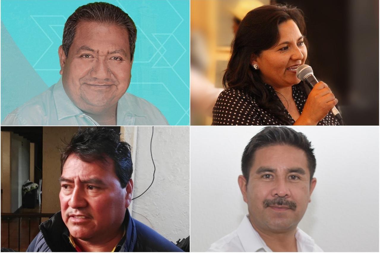 4 de 8 alcaldes en la Sierra Negra consiguen su reelección