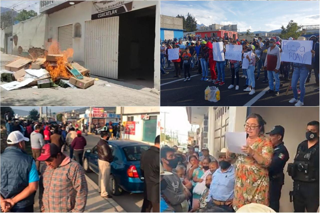 Conflictos electorales provocan disturbios en 27 municipios