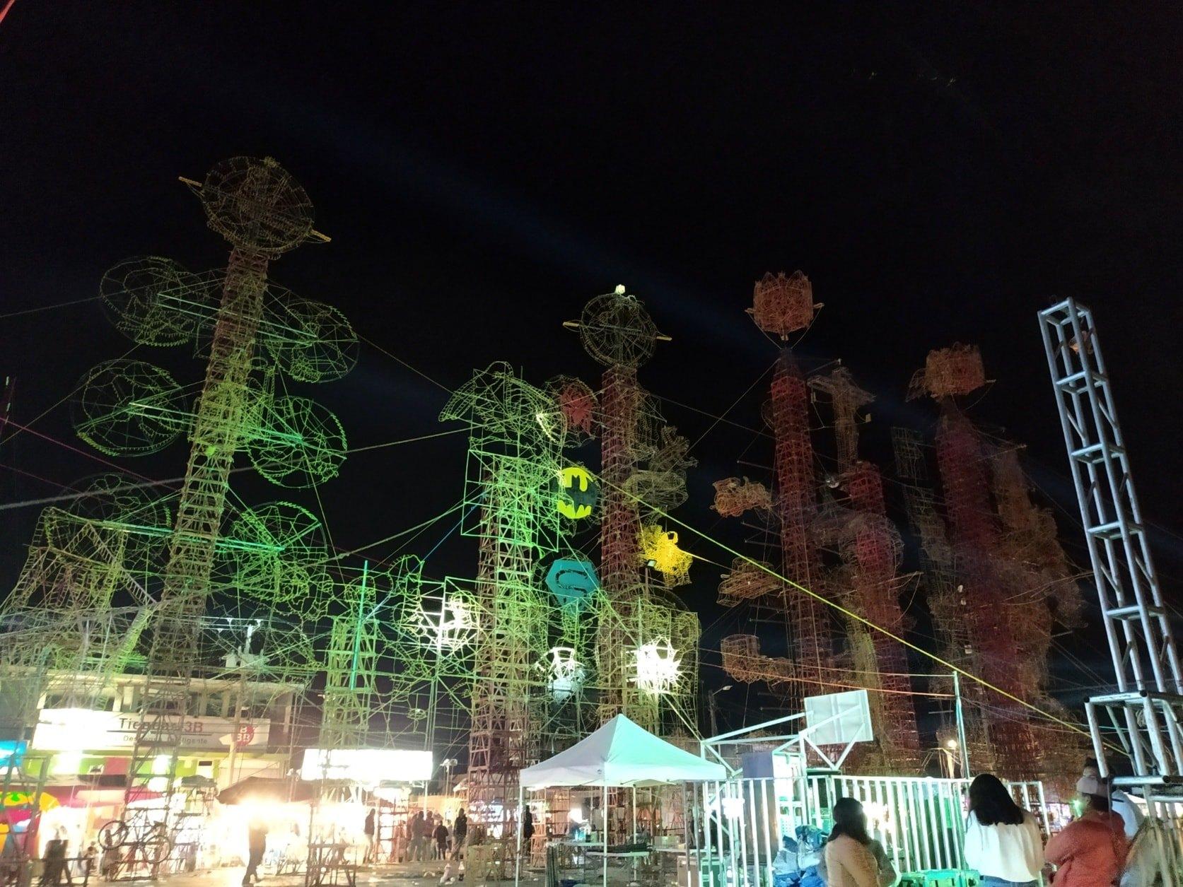 Aún sin semáforo amarillo en Palmar de Bravo realizan fiesta patronal