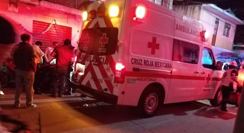 La hirieron cuando rafagueron su casa en la junta auxiliar de Xalmimilulco