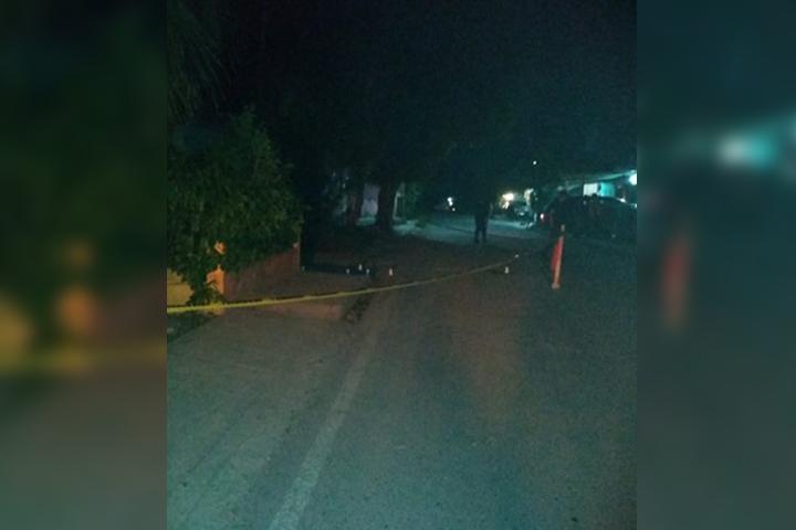 Frente a su casa en Xicotepec exmilitar es acribillado