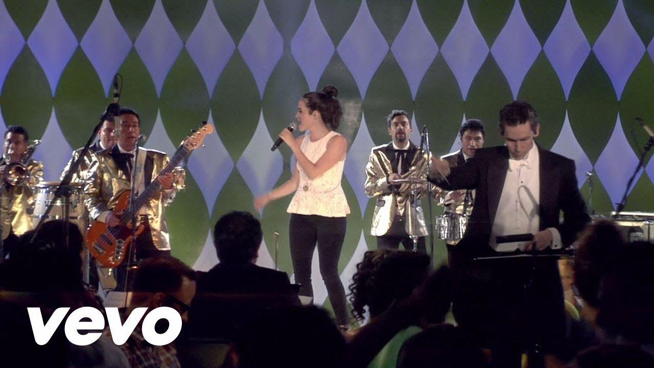 VIDEO Dice Ximena Sariñana que hizo famosos a Los Ángeles Azules