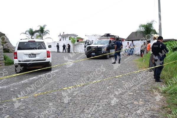 Policía estatal muere en base de operaciones de Xochitlán