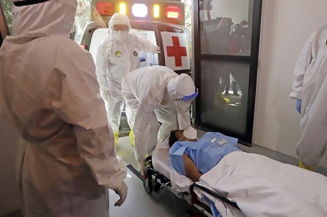 Puebla, séptimo estado con más enfermos de Covid, suma 2 mil 700