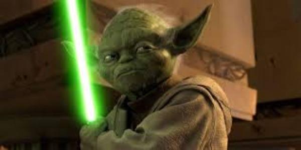 Difunden perturbadora imagen de Yoda con piel humana
