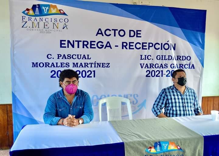 Solo le dejan a nuevo edil de Francisco Z. Mena 146 pesos en arcas municipales