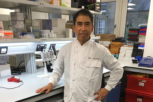 Mi educación en la BUAP, pilar de mi formación como investigador: Joaquín Zacarías