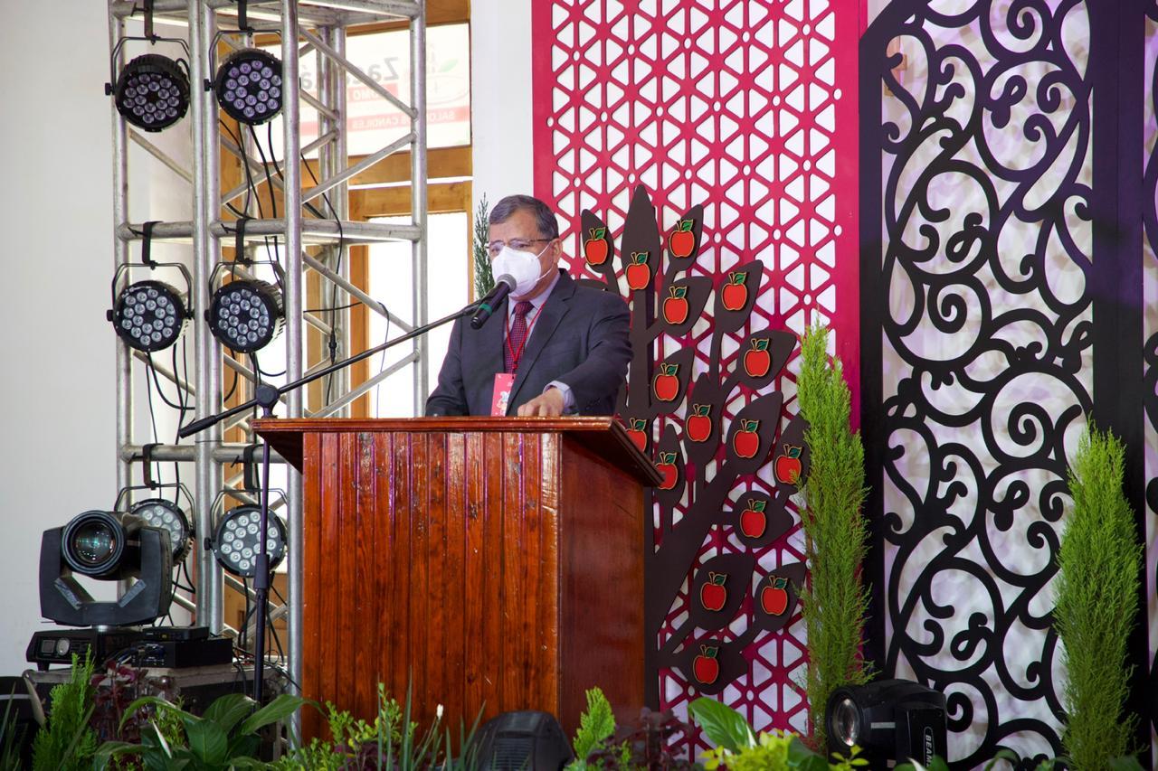 Inauguran Feria Digital de la Manzana Zacatlán 2020