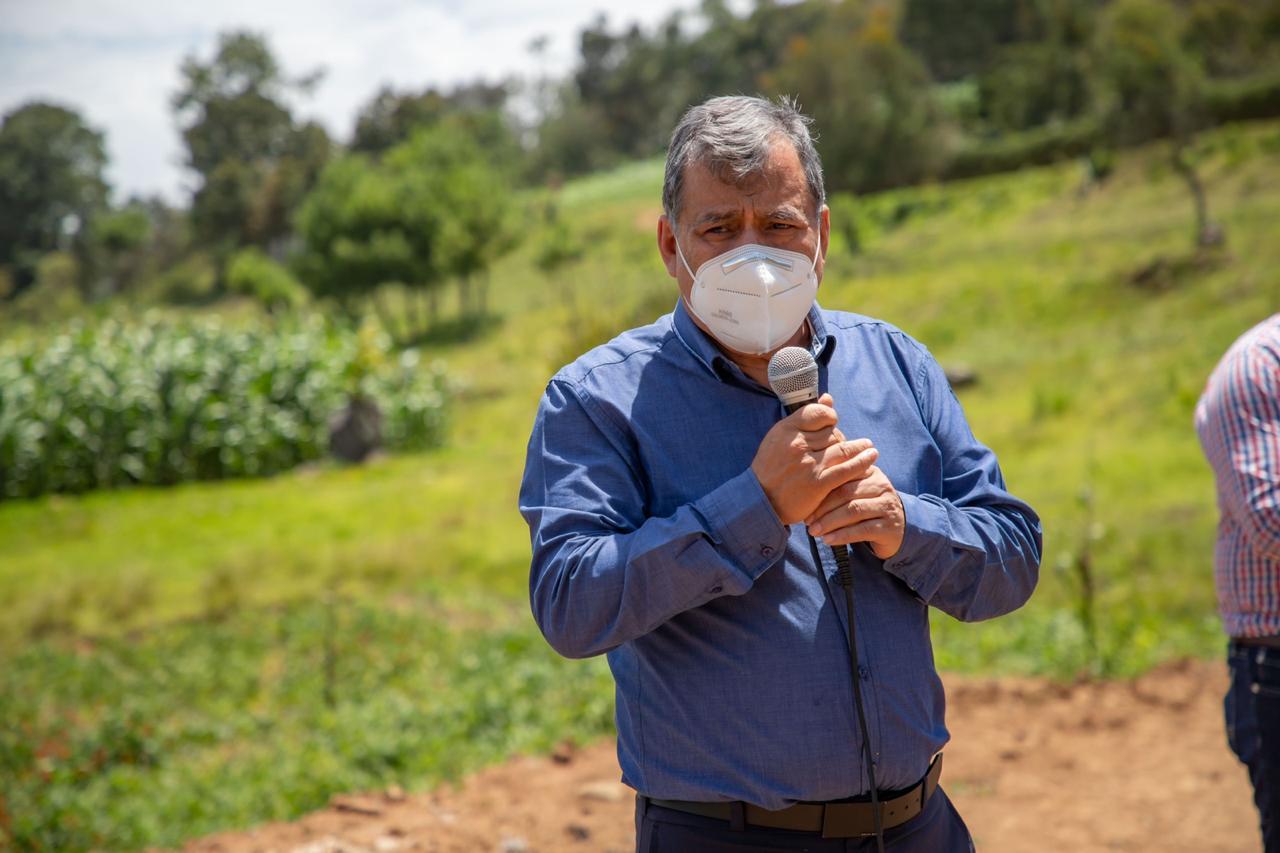 El edil Márquez Lecona se reintegra a sus actividades