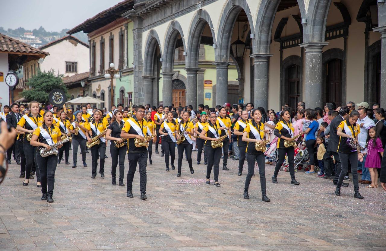 Conmemoran en Zacatlán 157 años de la Batalla de Puebla