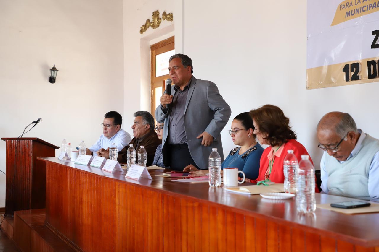 Emite edil de Zacatlán sugerencia de prevención por COVID-19