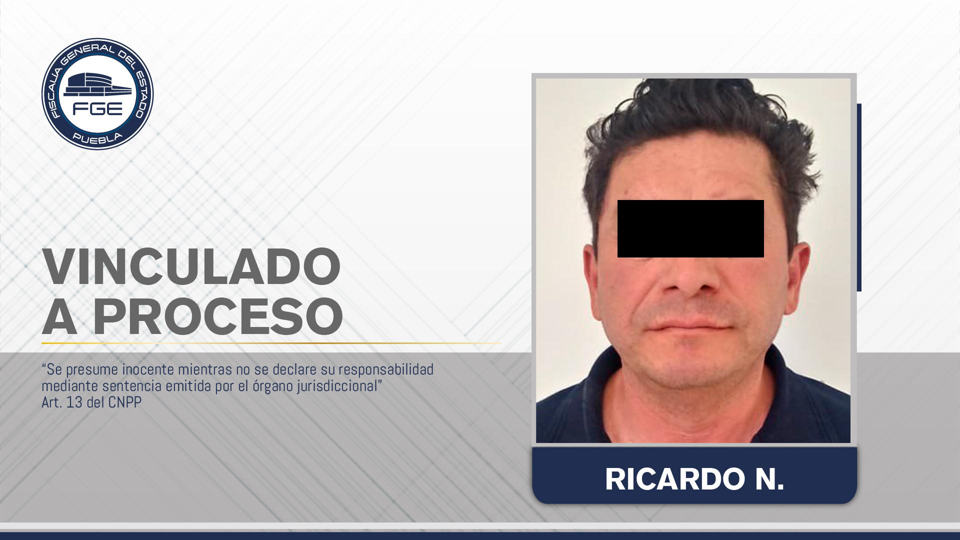 A la cárcel por violar y retener a su pareja en Zacatlán