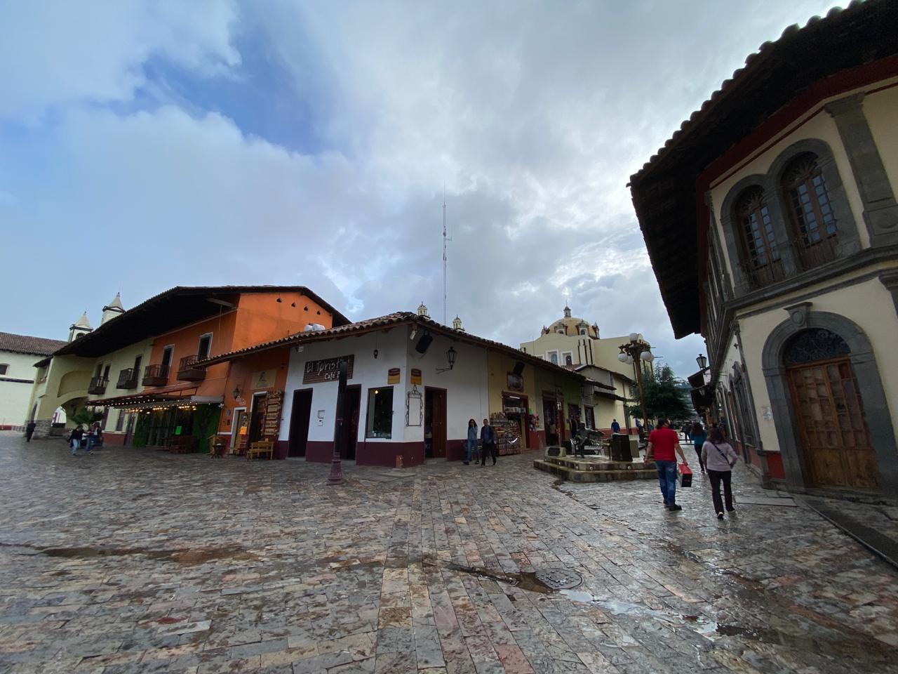 Zacatlán, sumado a reactivación económica: Márquez Lecona