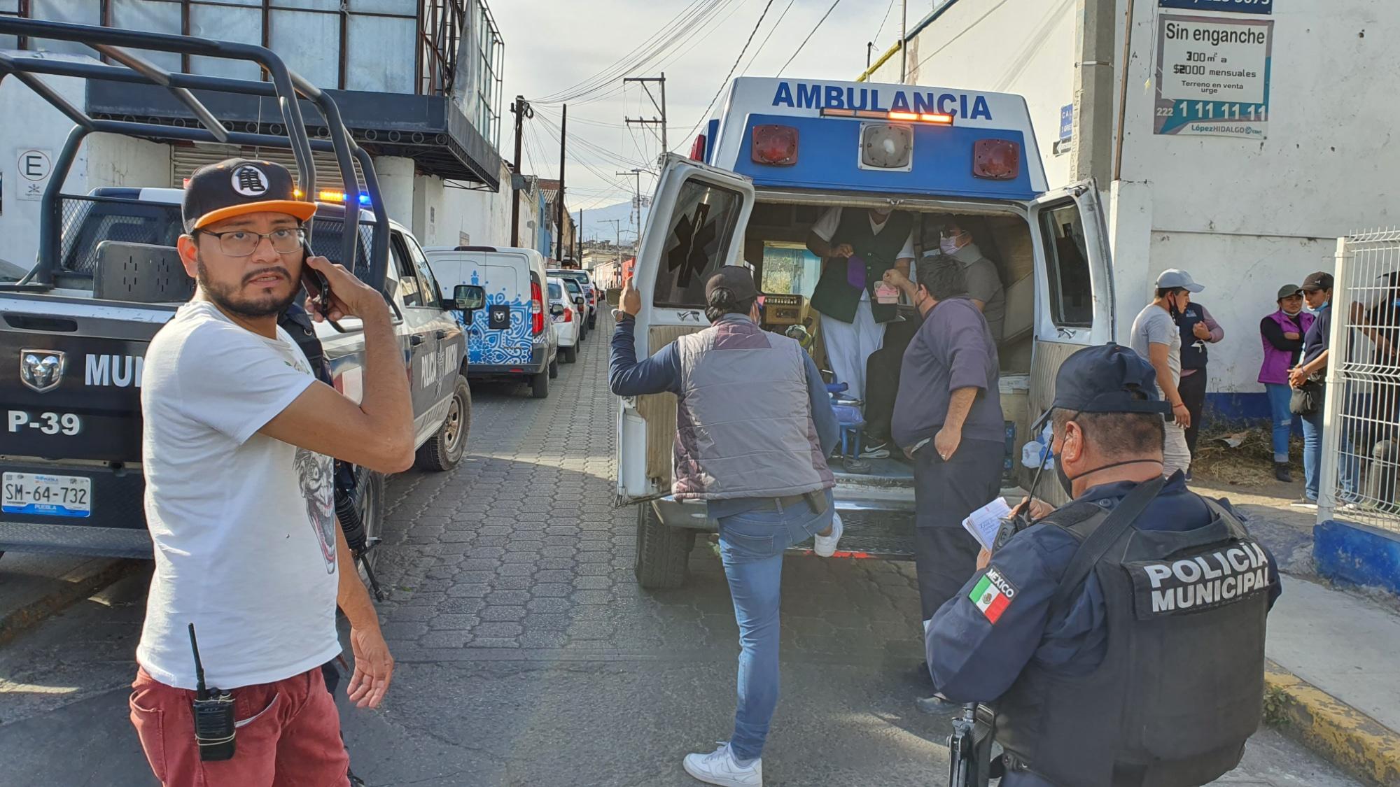 Zafarrancho en tianguis en Atlixco desata acusaciones de tinte político