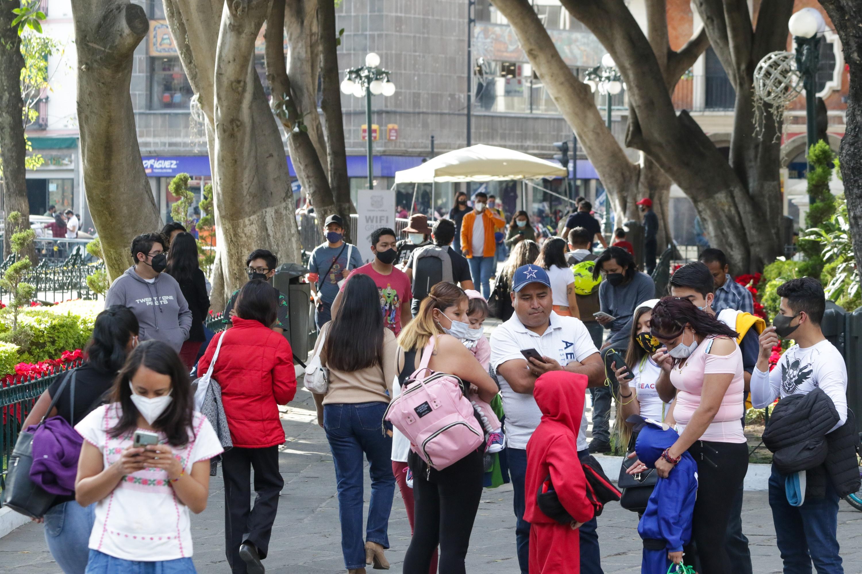 Registra Puebla menos de 40 casos de Covid este miércoles