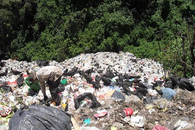 En basurero hallan a Cecilia, la cuarta asesinada en Puebla esta semana