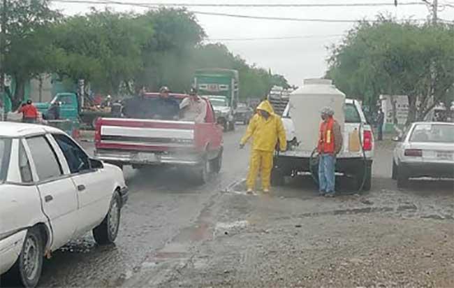 Por alza en casos Covid suspenden Plaza de Animales en Yehualtepec